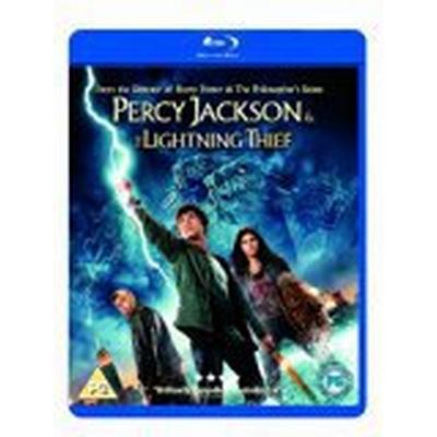 Percy Jackson and the Lightning Thief [Blu-ray]